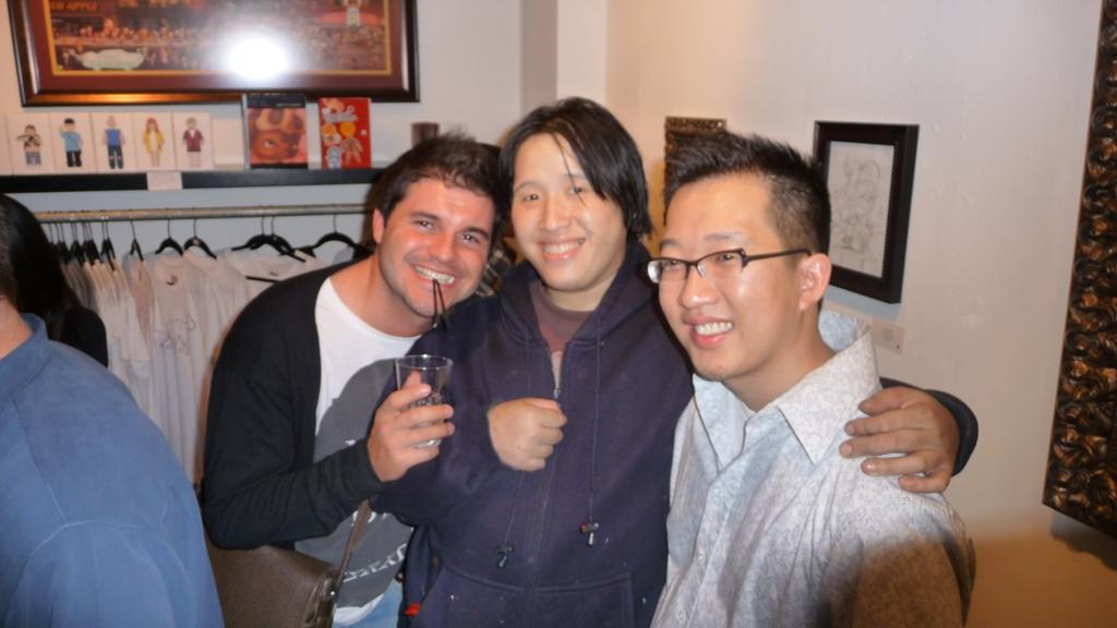 Yolao, Luke Chueh, Sleepboy