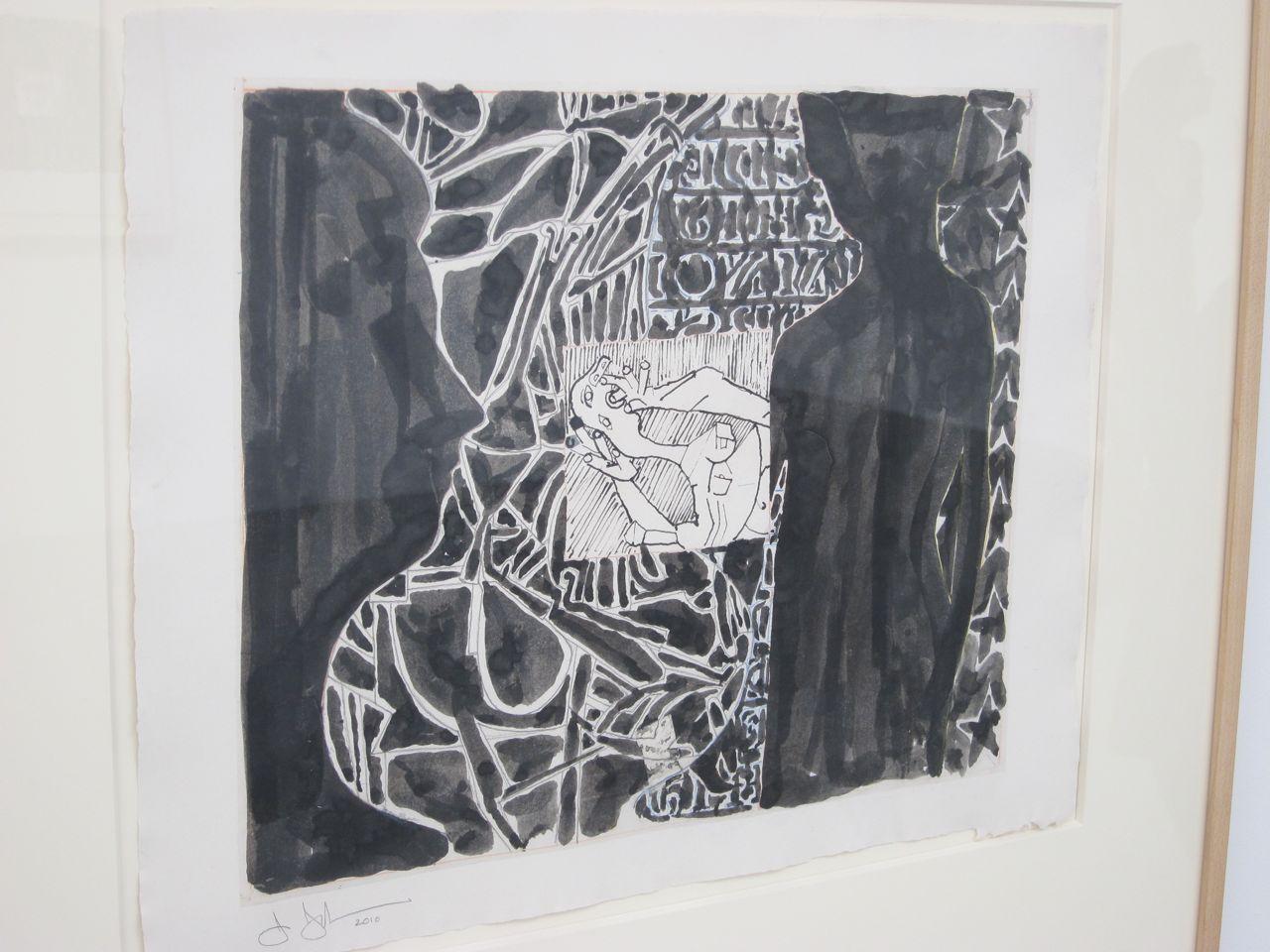 Jasper Johns Matthew Marks AM 06