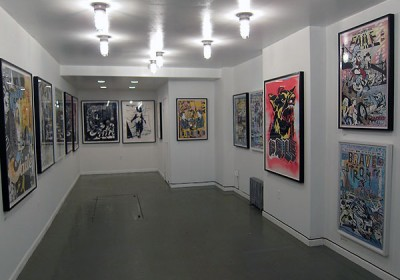 Faile Book Launch & Popup Show in NY