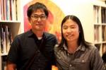 Eric Nakamura (Giant Robot) & James Jean