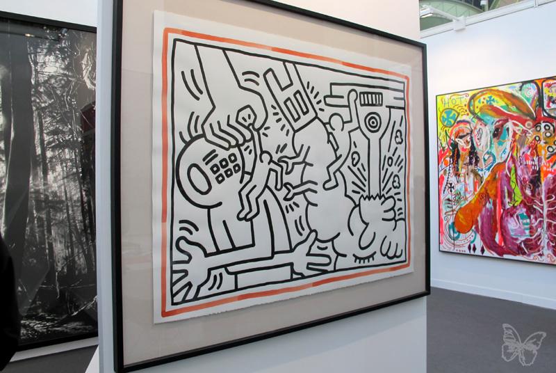 FIAC - Keith Haring