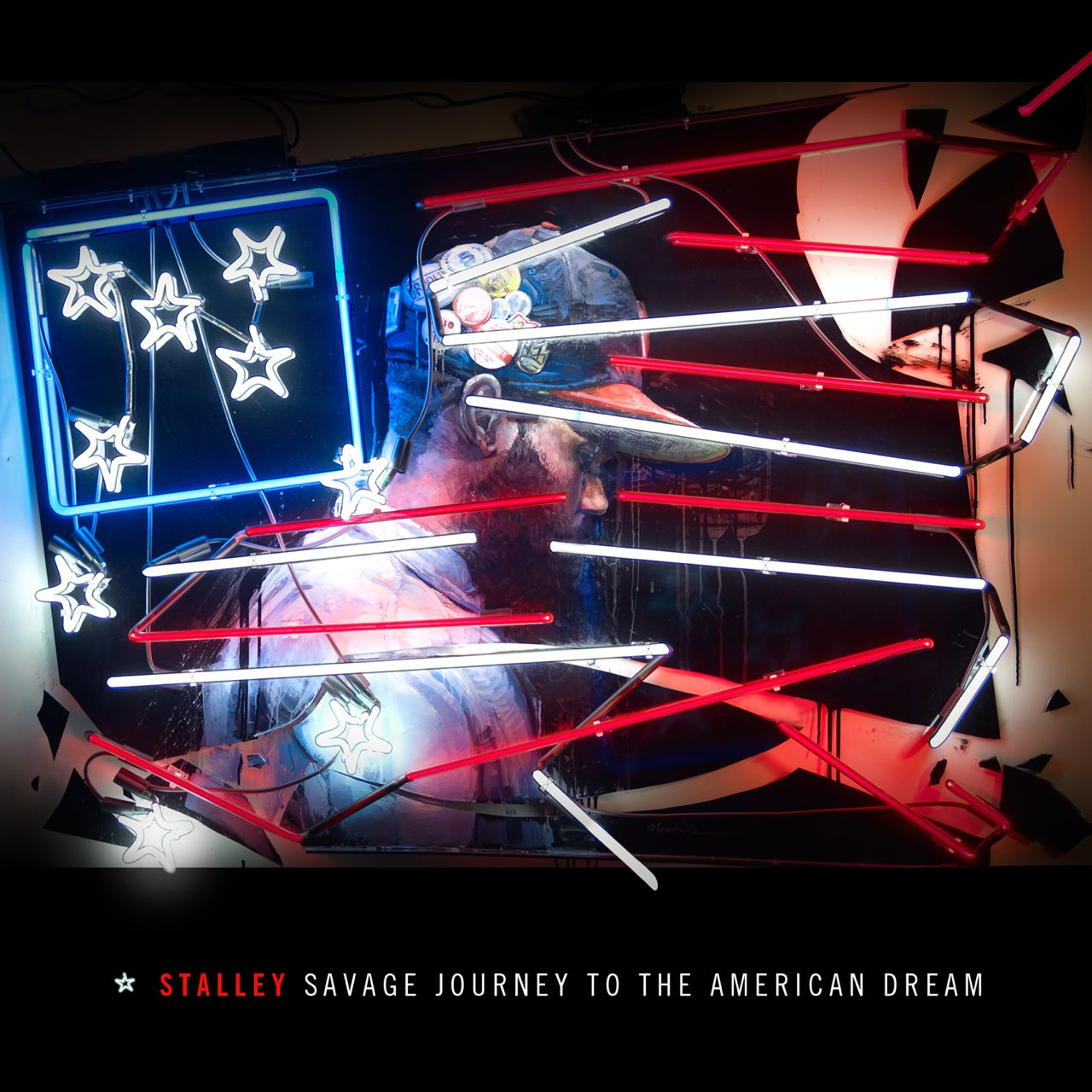 Stalley Patrick Martinez Savage Journey American Dream AM 1