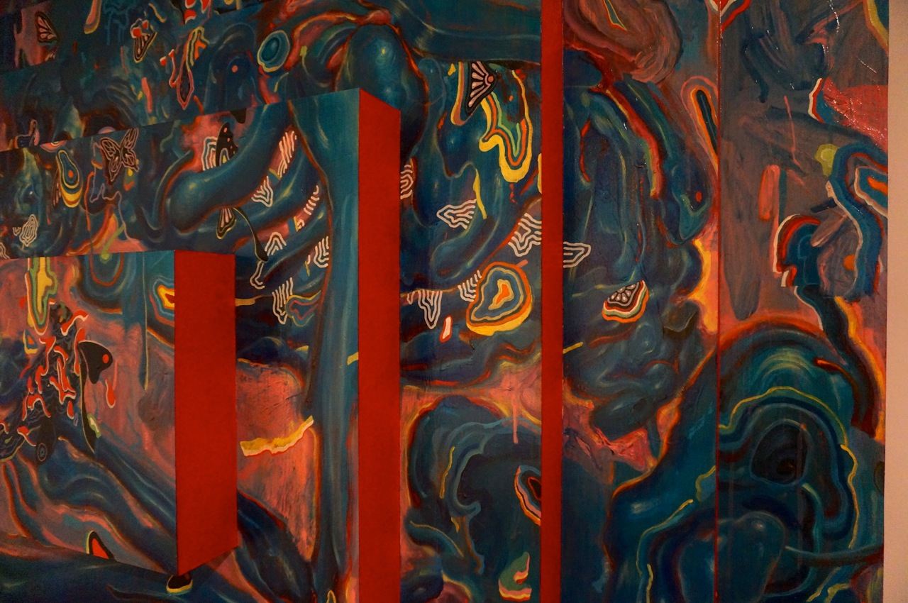 James Jean Tilton Gallery AM 01