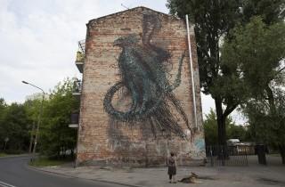 DALeast-'Dormant Antennae', Warsaw-Poland, 2014zz