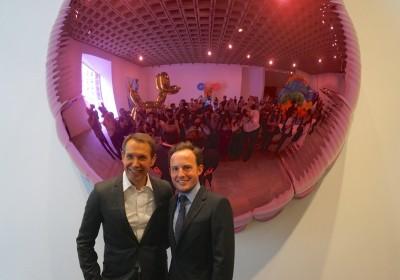 Jeff Koons Whitney Museum Retrospective AM 84